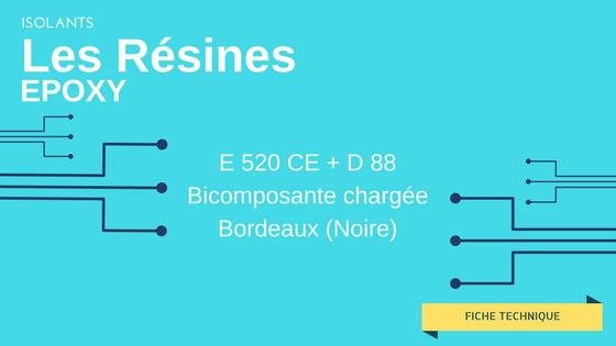 Epoxy encapsulation resins