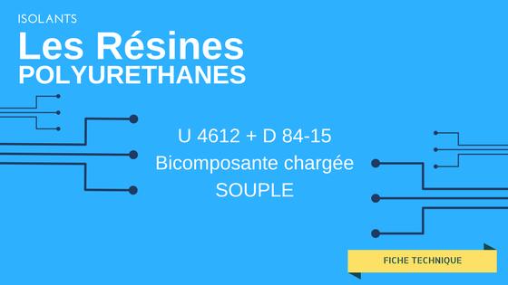 résines Polyuréthanes bi composantes