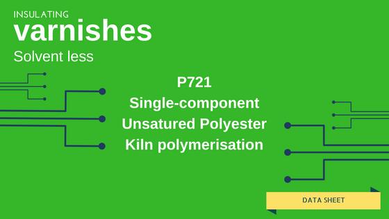 antiflash Varnishes Insulators