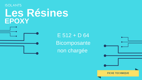 Résines Epoxy bicomposante